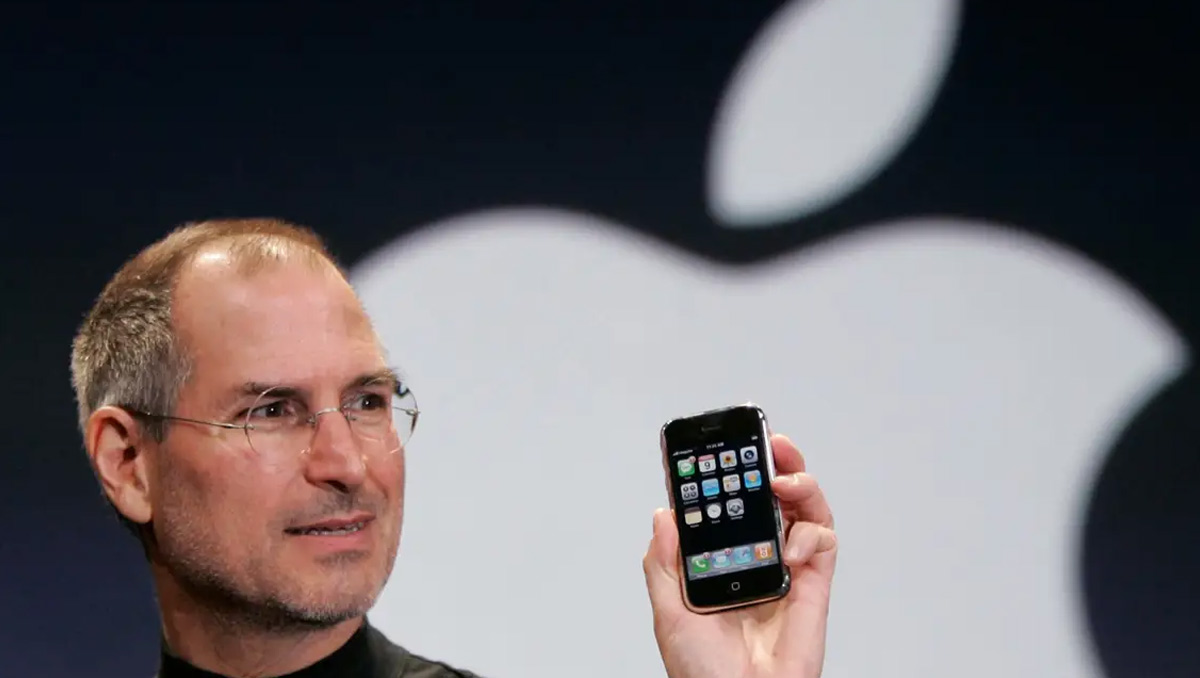 History of Apple's Iconic iPhone