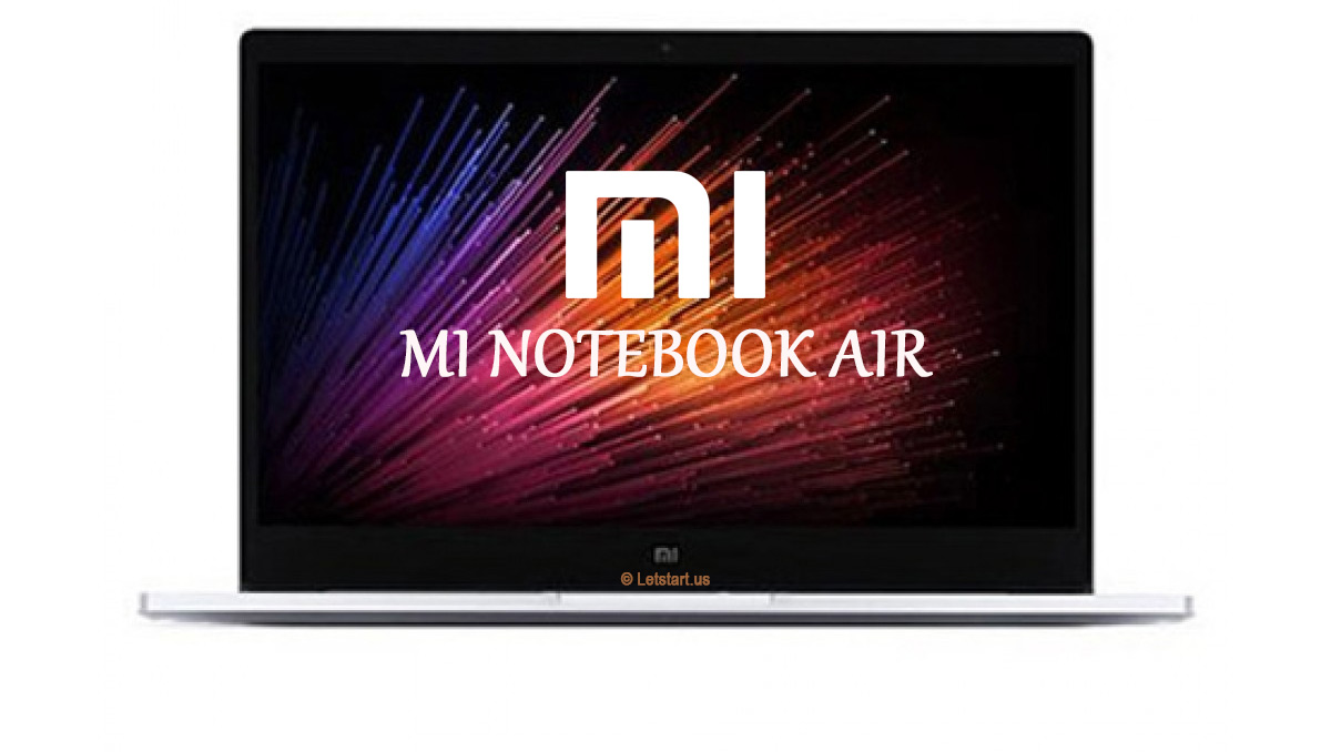 """Xiaomi Mi Notebook Air 13.3"""""""