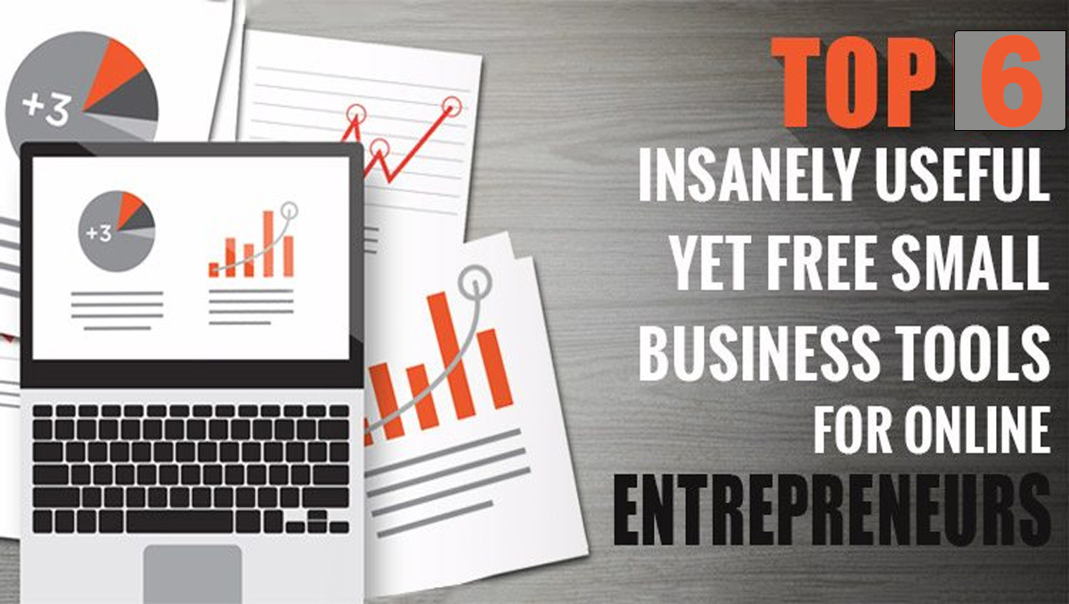 Small Business Tools for Online Entrepreneurs